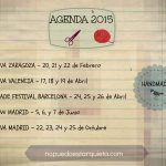 Ferias de manualidades y handmade para 2015