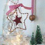 Decoración navideña handmade: Haz tu adorno de estrella DIY