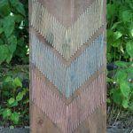 ¿String art? Crea tu decoración con hilos