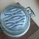 Cómo recuperar un bote de cristal con decoupage y darle una segunda vida