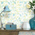 Cómo decorar espacios pequeños con papel pintado