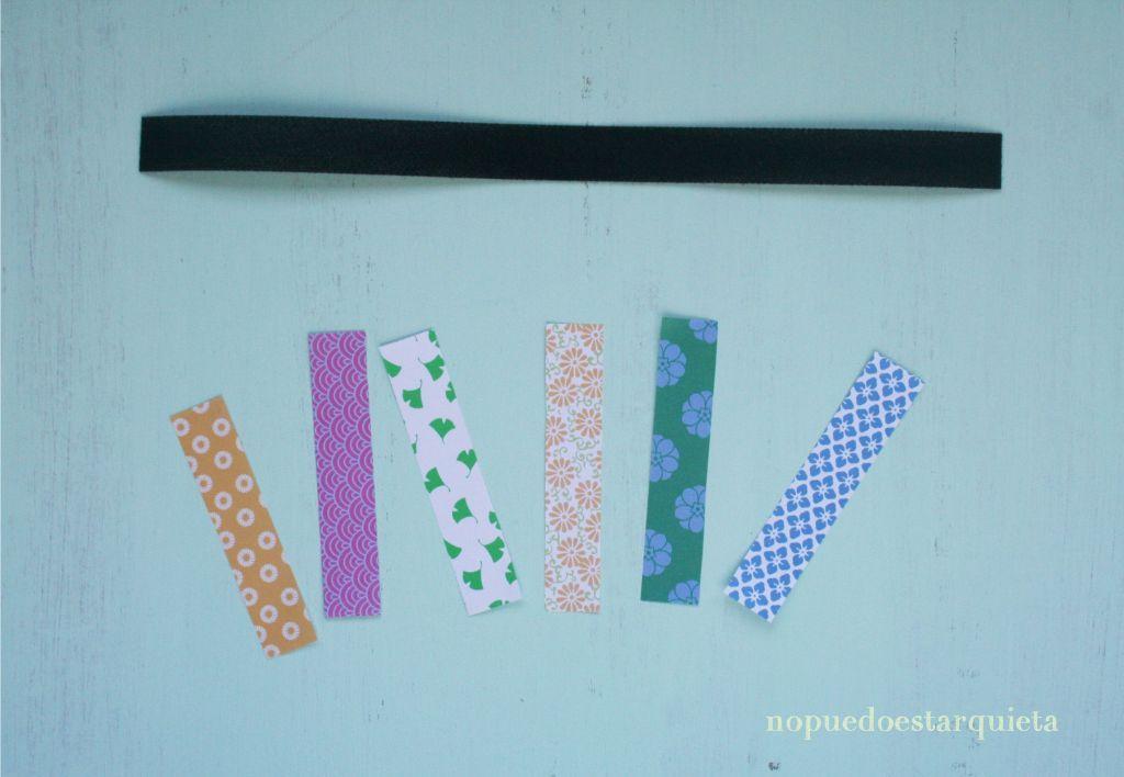 Cómo hacer pulseras identificativas para niños. Manualidades. Diy