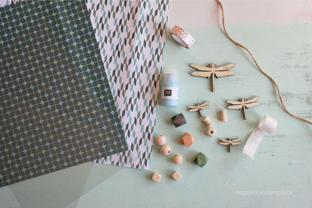 Materiales desafío handbox opitec. #mikitdeveranoopitec
