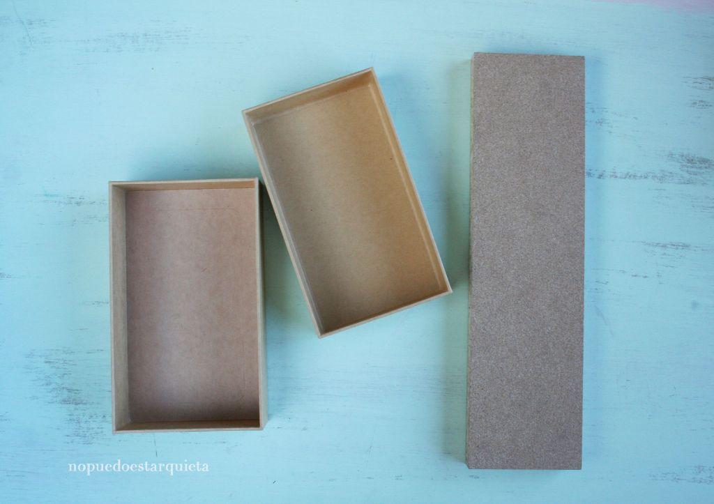 DIY organizador de pared. Reciclaje. Cartón. Cajas