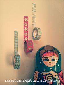 washi wall