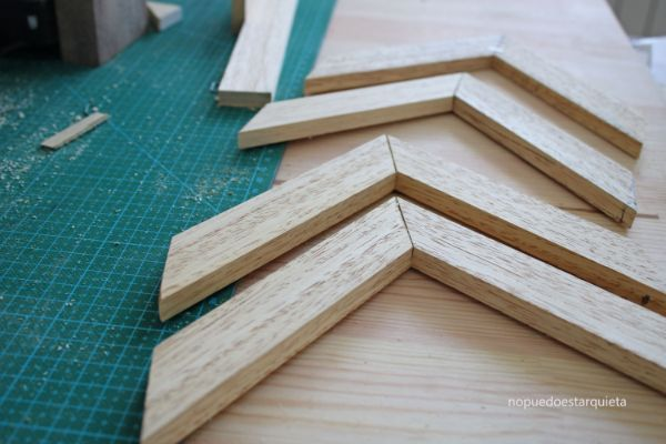 chimenea madera decoración